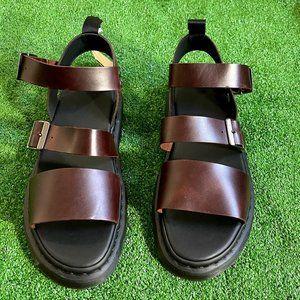Dr. Martens Gryphon Leather Gladiator Sandals 13